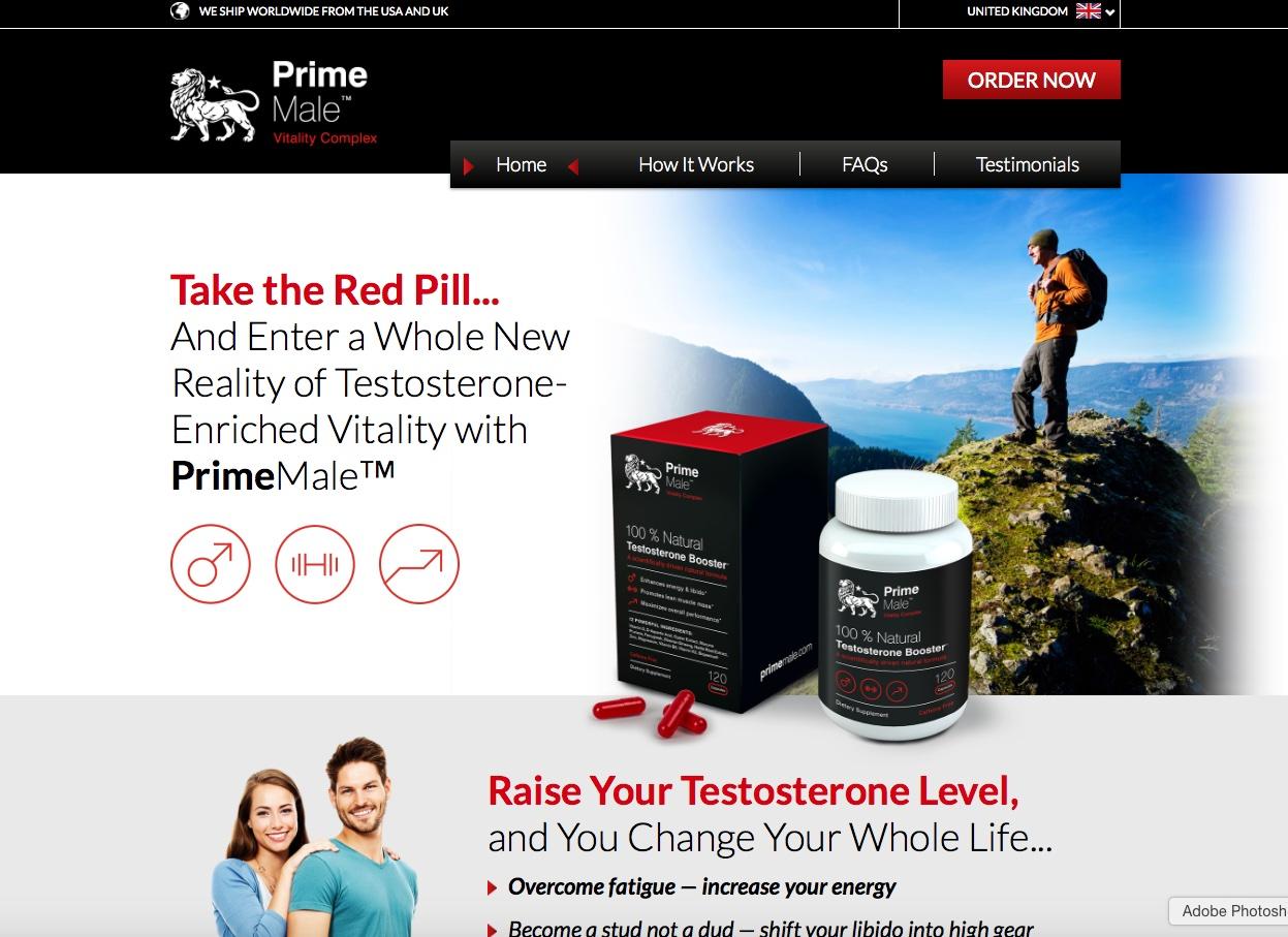 prime male canada website